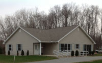 Another new build of a group home for People Inc, located in Tonawanda.